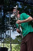 Manchester, TN.  2003 Bonnaroo Music Festival. G. Love performs at Bonnaroo 2004. Mandatory Credit: Bryan Rinnert/3Sight Photography..