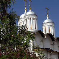Europe, Russia, Moscow. Church of the Twelve Apostles, Kremlin, Moscow.