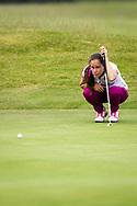 28-05-2016 Foto's van de kruisfinales in de hoofdklasse van de NGF Competitie 2016.<br /> Foto: Myrte Eikenaar - Dames Noordwijkse 1. Genomen tijdens Finaleweekend NGF Hoofdklasse 2016 bij Goyer Golf & Country Club in Eemnes, Nederland.