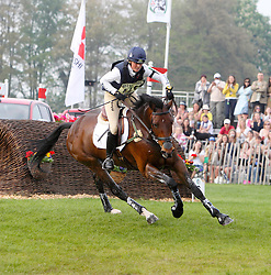 French Piggy (GBR) - Jakata<br /> CIC4* Badminton 2011<br /> © Hippo Foto - Cealy Tetly