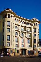 Maroc, Casablanca, place Saint Exupery, immeuble IMCAMA, 1928, Albert Greslin// Morocco, Casablanca, Saint Exupery square, IMCAMA building, 1928, Albert Greslin architect