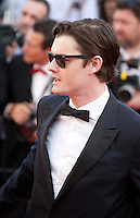 Actor Sam Riley at the gala screening for the film Elle at the 69th Cannes Film Festival, Saturday 21st May 2016, Cannes, France. Photography: Doreen Kennedy