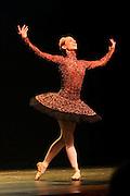 Belo Horizonte_MG, Brasil...Apresentacao de ballet infantil Lucia Casa Santa, no teatro Isabela Hendrix...Presentation of children ballet Casa Santa Lucia, in the Isabela Hendrix theater...Foto: LEO DRUMOND / NITRO