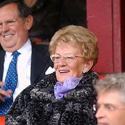 Boekpresentatie Henny Huisman AZ Stadion, moeder Gerard