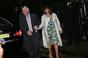 JOHN REID, Sir David and Lady Carina Frost annual summer party, Carlyle Sq. London. 5 July 2007  -DO NOT ARCHIVE-© Copyright Photograph by Dafydd Jones. 248 Clapham Rd. London SW9 0PZ. Tel 0207 820 0771. www.dafjones.com.
