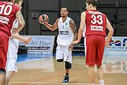 DESCRIZIONE : 3° Torneo Internazionale Geovillage Olbia Sidigas Scandone Avellino - Brose Basket Bamberg<br /> GIOCATORE : Alex Acker<br /> CATEGORIA : Palleggio<br /> SQUADRA : Sidigas Scandone Avellino<br /> EVENTO : 3° Torneo Internazionale Geovillage Olbia<br /> GARA : 3° Torneo Internazionale Geovillage Olbia Sidigas Scandone Avellino - Brose Basket Bamberg<br /> DATA : 05/09/2015<br /> SPORT : Pallacanestro <br /> AUTORE : Agenzia Ciamillo-Castoria/L.Canu