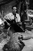 Big Audio Dynamite 1986 Medicine Show Video Shoot Mick Jones