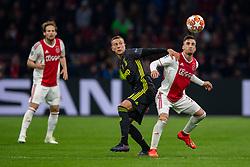 10-04-2019 NED: Champions League AFC Ajax - Juventus,  Amsterdam<br /> Round of 8, 1st leg / Ajax plays the first match 1-1 against Juventus during the UEFA Champions League first leg quarter-final football match / Nicolas Tagliafico #31 of Ajax,