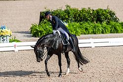 LYLE Adrienne (USA), Salvino<br /> Tryon - FEI World Equestrian Games™ 2018<br /> Grand Prix de Dressage Teamwertung und Einzelqualifikation<br /> 12. September 2018<br /> © www.sportfotos-lafrentz.de/Stefan Lafrentz
