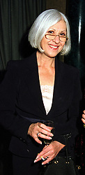 MAGGIE KOUMI editor of Hello! at a party in London on 20th December 1999.<br /> MZZ 2 wolo