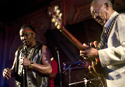 Toots and Earnest Ranglin live at the Island 50 concert