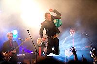 Red Hot spiller på siste kveld av Moldejazz 2013.<br /> Foto: Svein Ove Ekornesvåg