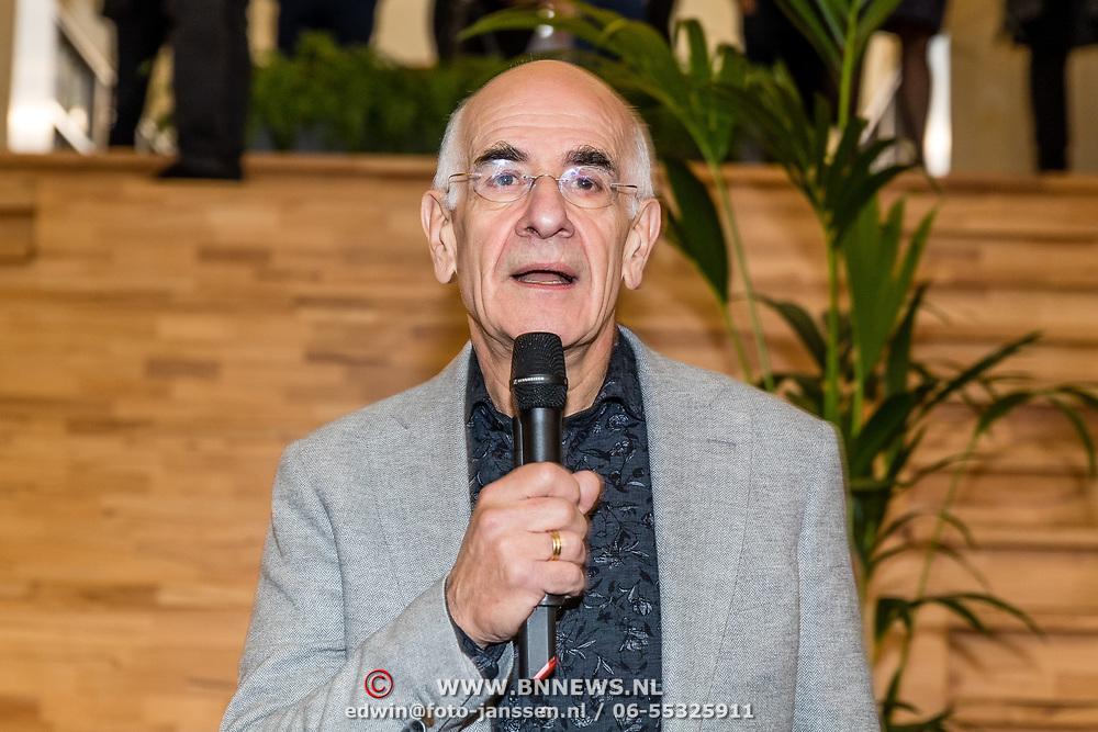 NLD/Zutphen/20191102 - Groot Dictee ter Nederlandse Taal, Frits Spits
