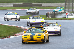 Adam Craig pictured while competing in the BRSCC Mazda MX-5 Championship. Picture taken at Brands Hatch on October 25, 2020 by BRSCC photographer Jonathan Elsey