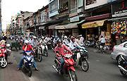 Ho Chi Minh City - Mopeds