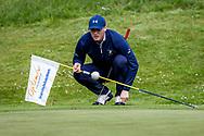 11-05-2019 Foto's NGF competitie hoofdklasse poule H1, gespeeld op Drentse Golfclub De Gelpenberg in Aalden. Foursomes:   Houtrak 1 - Mike Korver