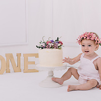 Smash Cake Mía