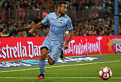 August 10, 2016 - Barcelona, Catalonia, Spain - Fabio Quagliarella during the match corresponding to the Joan Gamper Trophy, played at the Camp Nou stadiium, on august 10, 2016. (Credit Image: © Joan Valls/NurPhoto via ZUMA Press)