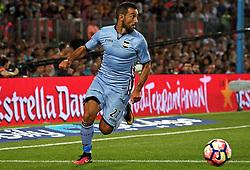 August 10, 2016 - Barcelona, Catalonia, Spain - Fabio Quagliarella during the match corresponding to the Joan Gamper Trophy, played at the Camp Nou stadiium, on august 10, 2016. (Credit Image: © Joan Valls/NurPhoto via ZUMA Press)