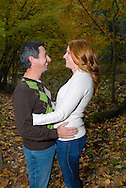 10/14/12 9:23:46 AM - Newtown, PA.. -- Amanda & Elliot October 14, 2012 in Newtown, Pennsylvania. -- (Photo by William Thomas Cain/Cain Images)