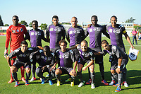 FOOTBALL - FRIENDLY GAMES 2012/2013 - TOULOUSE FC v GIRONDINS BORDEAUX - 25/07/2011 - PHOTO SYLVAIN THOMAS / DPPI - TEAM TOULOUSE