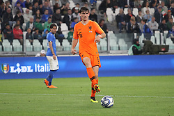 June 4, 2018 - Turin, Piedmont, Italy - Marten De Roon (Holland) during the friendly football match between Italy and Holland at Allianz Stadium on June 04, 2018 in Turin, Italy. Final result: 1-1  (Credit Image: © Massimiliano Ferraro/NurPhoto via ZUMA Press)
