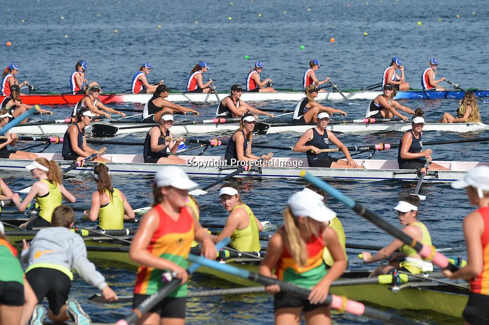 Banklink Rowing National Championships, Lake Karapiro 2014