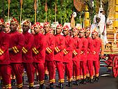 Funeral Procession for the Supreme Patriarch