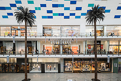 Interior of City Centre Mall  in Manama Kingdom of Bahrain