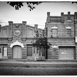 Looking as good as new this art deco classic built in 1907 has recently been remodeled.  Hidden away on 4th street far enough from the center it goes unnoticed by most.