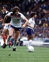 Fotball<br /> England<br /> Foto: Fotosports/Digitalsport<br /> NORWAY ONLY<br /> <br /> GLEN HODDLE<br /> ENGLAND 1980/1981<br /> SCOTLAND V ENGLAND