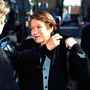 Mattheus Passion 1996 in Naarden, Winnie Sorgdrager