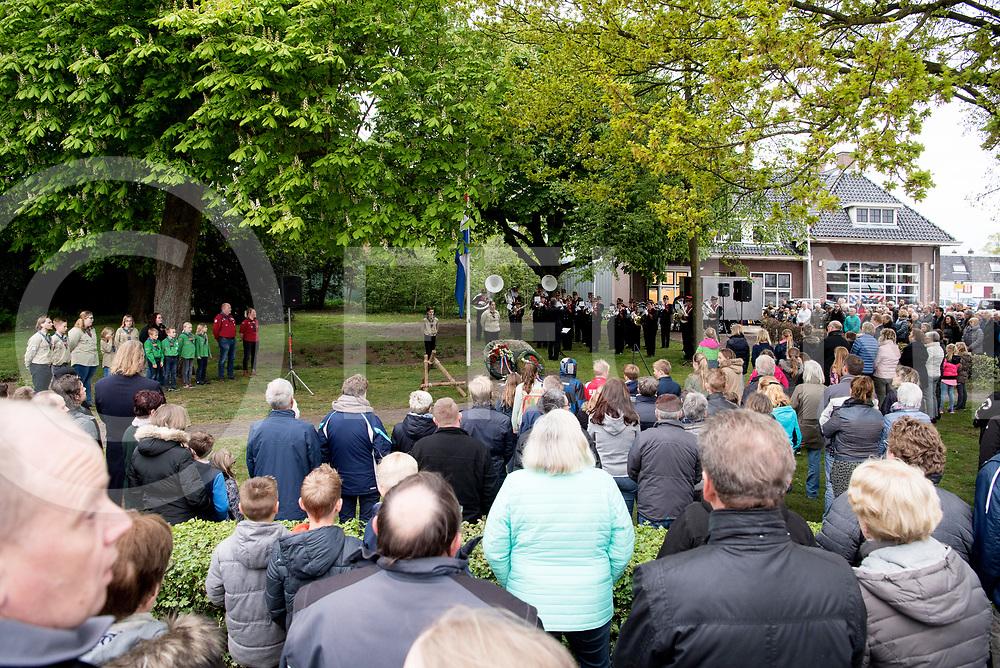 BALKBRUG - Dodenherdenking.<br /> Foto: Wilhelmus.<br /> FFU PRESS AGENCY COPYRIGHT FRANK UIJLENBROEK