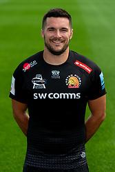 Tom Price - Ryan Hiscott/JMP - 27/08/2019 - SPORT - Sandy Park - Exeter, England - Exeter Chiefs Media Day