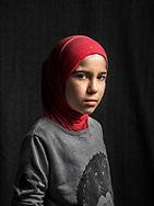 Zeinab, age 11, from Lebanon.