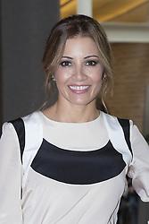 October 18, 2016 - Madrid, Spain - Virginia Traconis in the Presentation of the TV show Celebrity MasterChef in Madrid on 18 October 2016. (Credit Image: © Oscar Gonzalez/NurPhoto via ZUMA Press)
