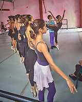 Ballet School in Old Havana. Image taken with a Leica T camera and 18-56 mm lens (ISO 1250, 18 mm, f/5, 1/125 sec).