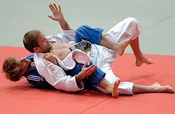 26-05-2006 JUDO: EUROPEES KAMPIOENSCHAP: TAMPERE FINLAND<br /> Ruben Houkes pakt de bronzen medaille<br /> ©2006-WWW.FOTOHOOGENDOORN.NL