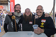 The 4th Annual Tailspin Ale Fest Saturday Feb. 18, 2017 in the Louisville Executive Aviation hangar at Bowman Field in Louisville, Ky. (Photo by Brian Bohannon)