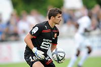 FOOTBALL - FRIENDLY GAMES 2010/2011 - STADE RENNAIS v FC LORIENT - 24/07/2010 - PHOTO PASCAL ALLEE / DPPI - JOHAN CARRASSO (REN)