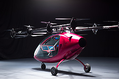 James Bond-style automatic passenger drone completes first flight - 3 Oct 2017