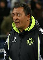 Photo: Maarten Straetemans/Sportsbeat Images.<br /> Shalke 04 v Chelsea. UEFA Champions League. 06/11/2007.<br /> Henk Ten Cate of Chelsea