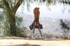 Aubrey Evans poses for seductive 138 Water photoshoot with DCD Custom Jeep Wrangler - 13 Feb 2019