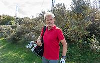 ZANDVOORT - Dick Suijk, Golfbaan The Dunes / Open Golf.    COPYRIGHT KOEN SUYK