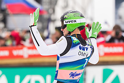 Robert Kranjec of Slovenia during the Ski Flying Individual Competition at Day 4 of FIS World Cup Ski Jumping Final, on March 22, 2015 in Planica, Slovenia. Photo by Ziga Zupan / Sportida