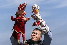 MAY 1 2000 Punch and Judy Man