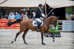 Been Remco, NED, Just Apple<br /> KWPN Kampioenschappen - Ermelo 2019<br /> © Hippo Foto - Dirk Caremans<br /> Been Remco, NED, Just Apple