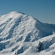 Atna Peaks in vast Wrangell-St. Elias National Park, Alaska.
