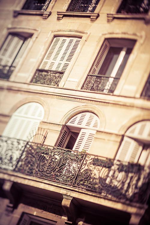 Montmartre Architecture, Paris