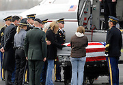 Family mourns loss of Marine killed in Iraq.